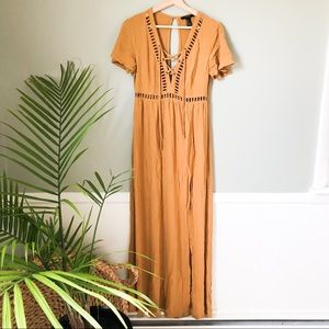 Forever 21 maxi dress 262